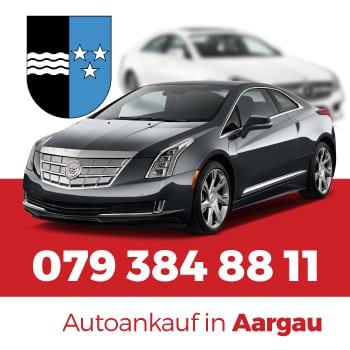 Autoankauf in Aargau (AG)