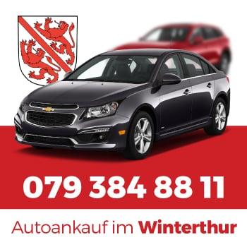 Autoankauf im Kanton Winterthur