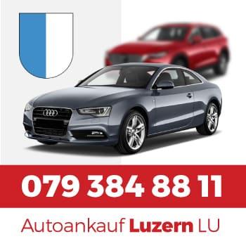 Autoankauf Luzern LU