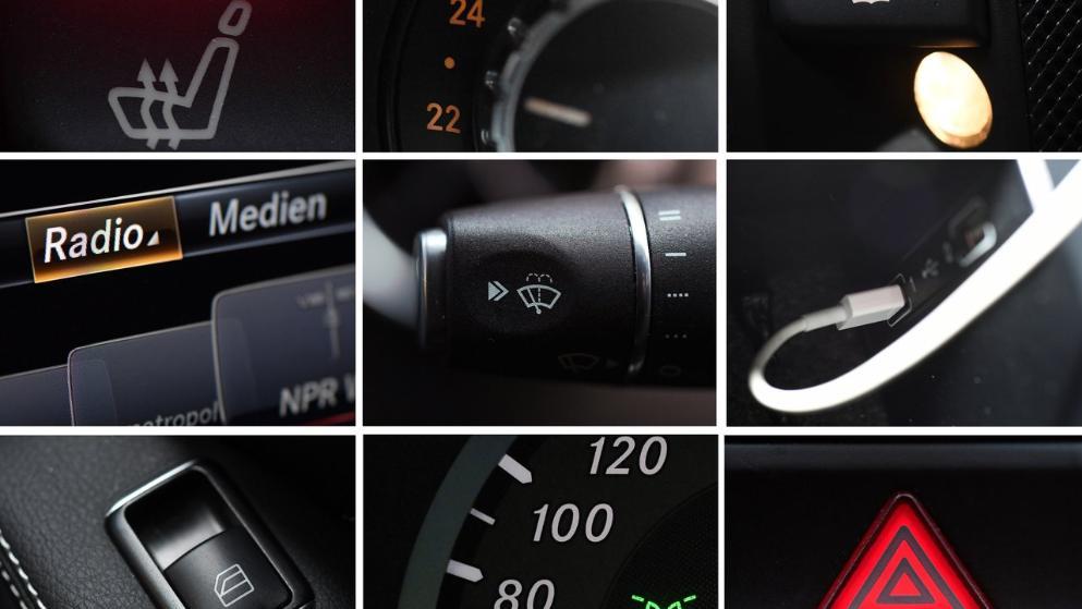 Sitzheizung, Fensterheber, Audiosystem - für diese Verbraucher reicht das 12-Volt-Bordsystem noch aus. Für stromhungrigere Komponenten bauen immer mehr Hersteller eigene 48-Volt-Bordnetze in ihre Fahrzeuge ein. Foto: Andrea Warnecke
